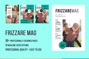 Frizzare Magazine