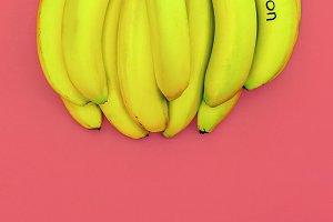 Bunch Bananas Fashion