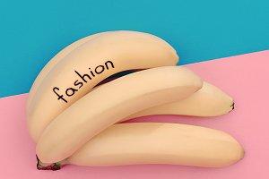 Fashion Bananas Minimal