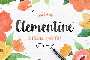 Clementine Script