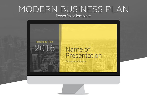 Business plan powerpoint template presentation templates business plan powerpoint template presentation templates creative market flashek Image collections