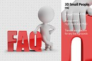 3D Small People - FAQ