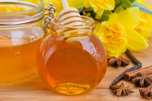 Floral honey