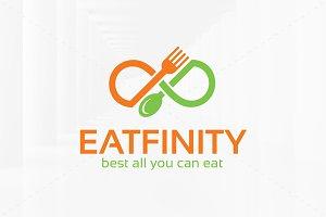 Eatfinity Logo Template
