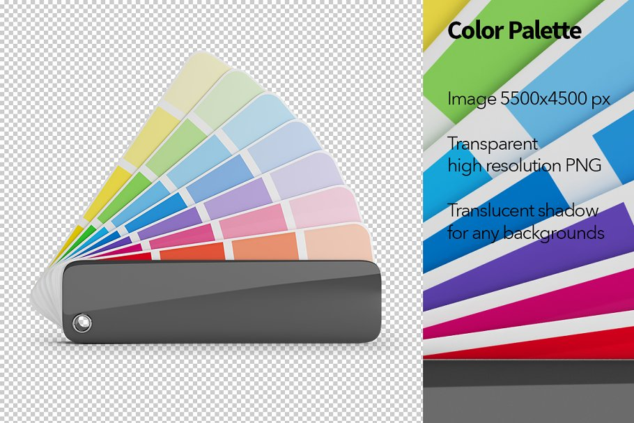 Color Palette in Objects - product preview 8