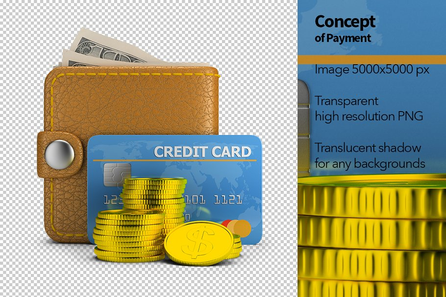 Concept of Payment in Objects - product preview 8