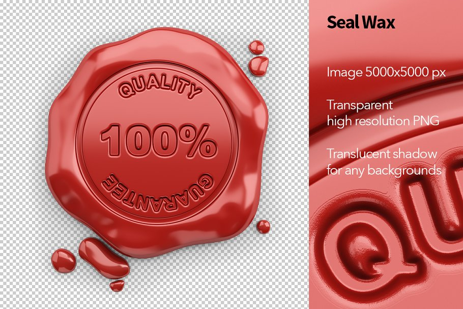 Seal Wax in Objects - product preview 8