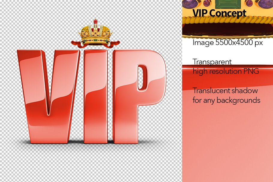 VIP Concept in Objects - product preview 8