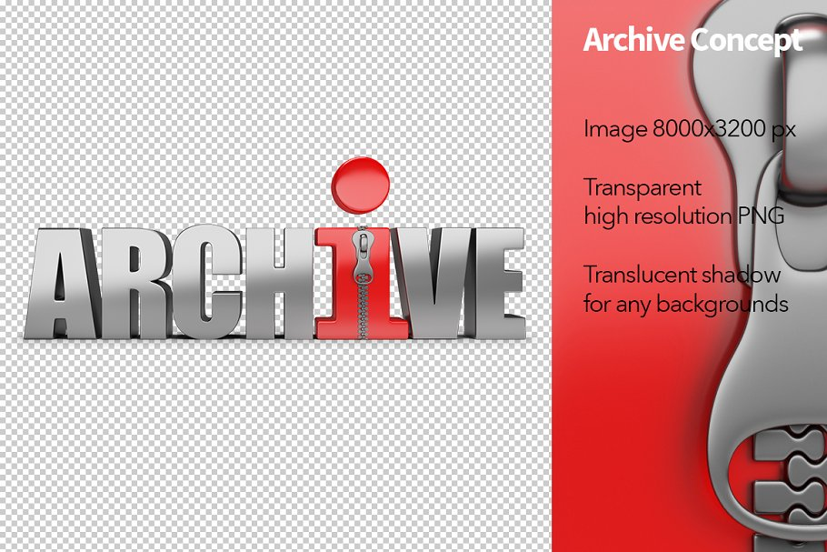 Archive Concept in Objects - product preview 8