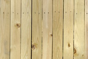 Unfinished Wood Fence Texture