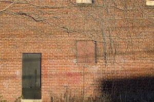 Doorway of Abandoned Building