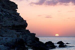 Beatifull sunset