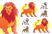 Lion Symbols