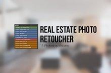 Real Estate Photo Retoucher