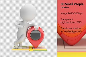 3D Small People - Location