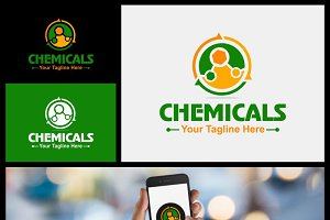 Chemicals Company Logo