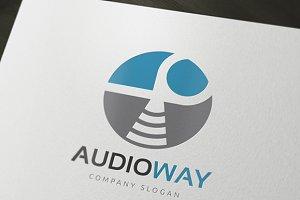 Audio Way Logo.