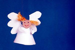 paper angel girl
