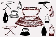 Ironing equipment