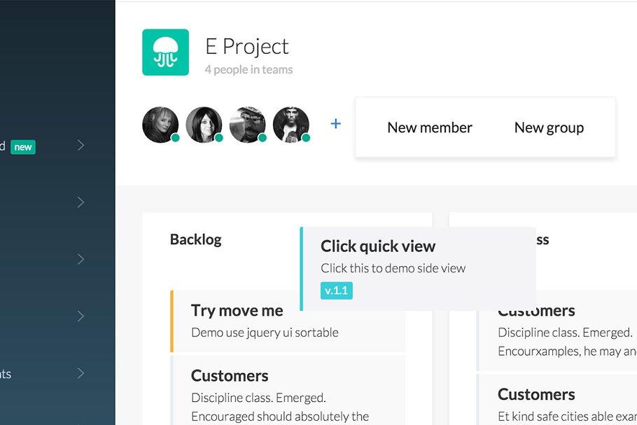 AdminHero - Admin Dashboard Template ~ Bootstrap Themes ~ Creative