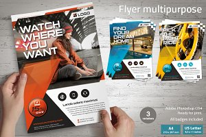 Flyer Multipurpose