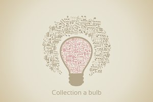 Collection a bulb