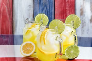 Lemonade for the holiday