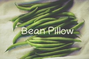 Bean Pillow
