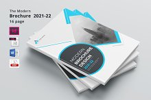 Brochure 16 Pages by  in Templates