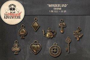 Charms - Wonderland