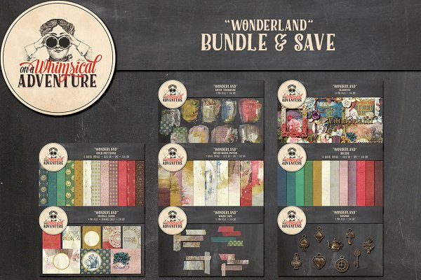 Bundle - Wonderland