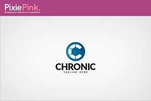 Chronic Logo Template