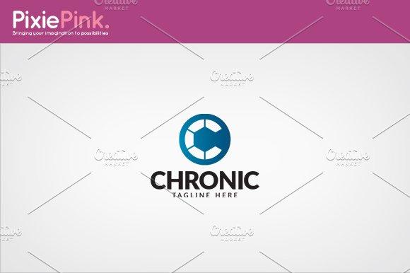Chronic Logo Template