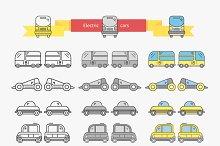 Electric Car Bus Concept