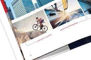Universal Brochure Template