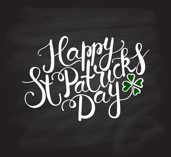 St.Patrick's Day Card - Cards