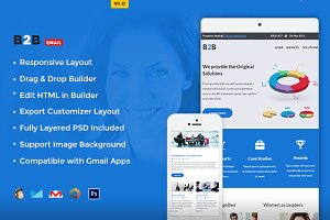 B2B Business Email + Builder Access