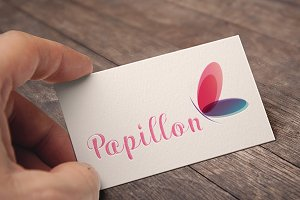 Papillon logotype