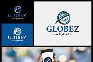 Globe Z Logo