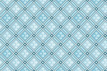 Decorative Abstract Seamless Pattern