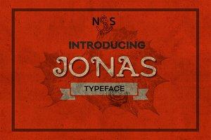 Jonas Font(40% OFF)