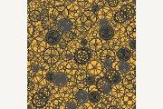 Seamless rusty cogwheel pattern.