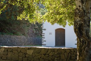 Hermitage of Epina, La Gomera.