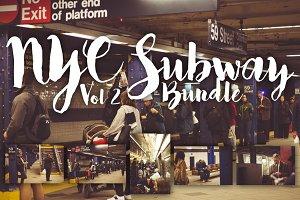 NYC Subway Bundle Vol 2