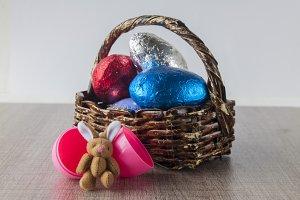 Easter eggs surprise