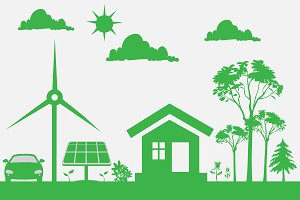 sustainable development, renewable