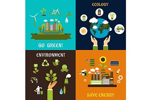Environment and ecology design