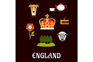 Great Britain symbols