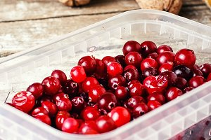 flavorful cranberries