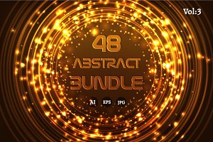 Creative Abstract Bundle Vol - 3